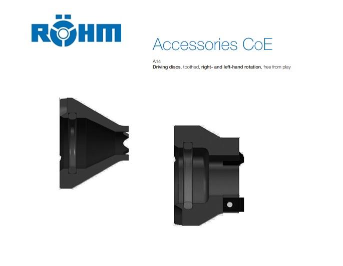 Meenemer schijven CoE 684-90 | DKMTools - DKM Tools