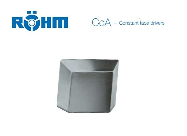 Hardmetalen meeneemplaat | DKMTools - DKM Tools