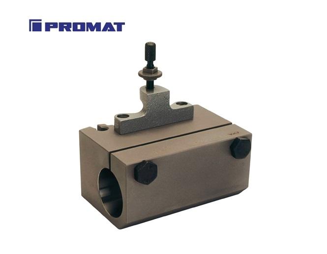 Wisselhouder met cilindrisch gat   DKMTools - DKM Tools