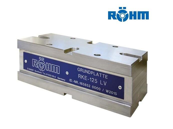 Rohm Basisplaat voor RKE-LV | DKMTools - DKM Tools