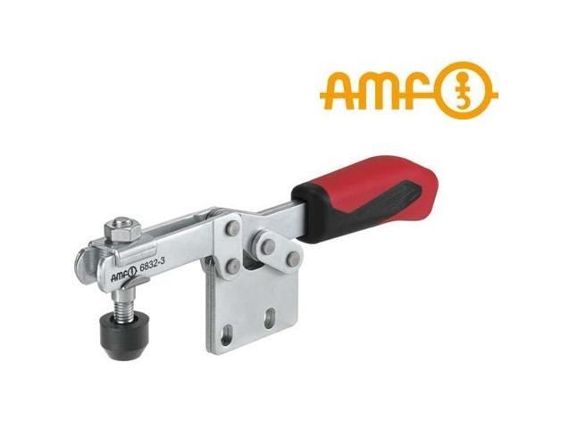Horizontale spanklem met verticale voet 6832 | DKMTools - DKM Tools