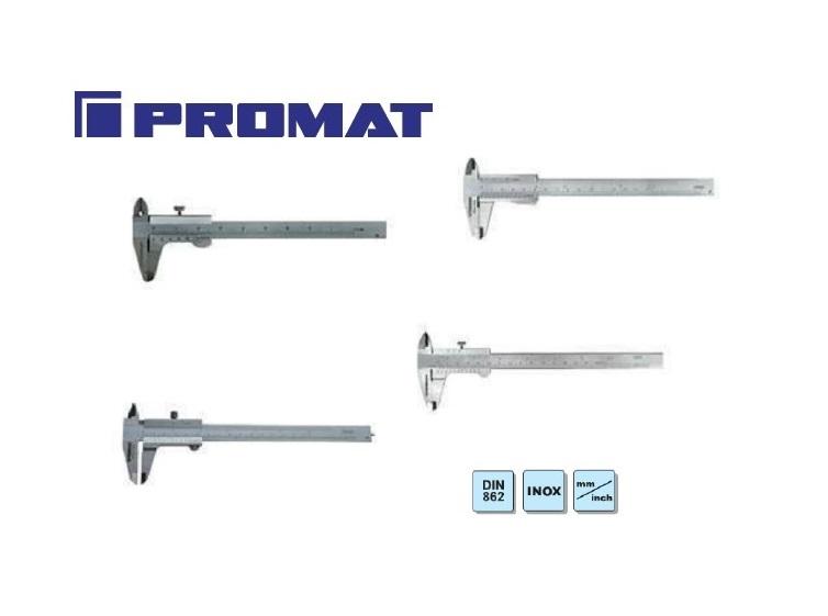 Zakschuifmaten Promat | DKMTools - DKM Tools