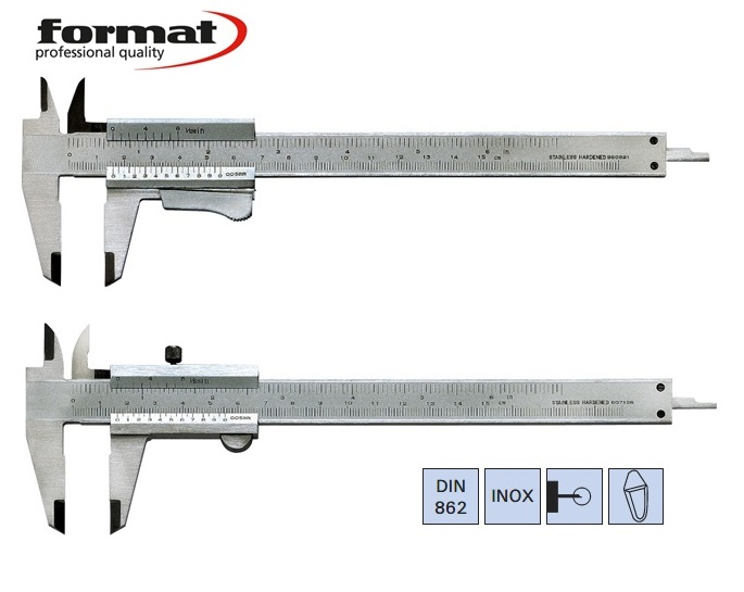 Zakschuifmaten en rechthoekige dieptemaat | DKMTools - DKM Tools