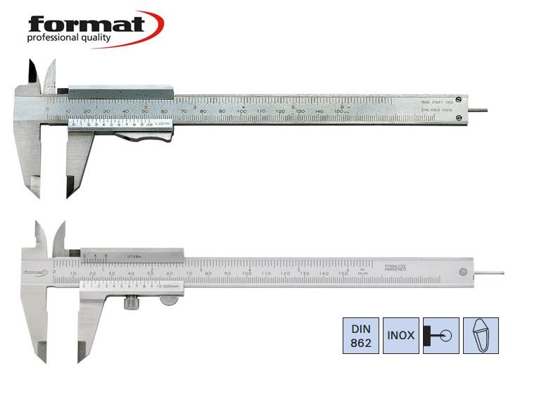 Zakschuifmaten met ronde dieptemaat | DKMTools - DKM Tools