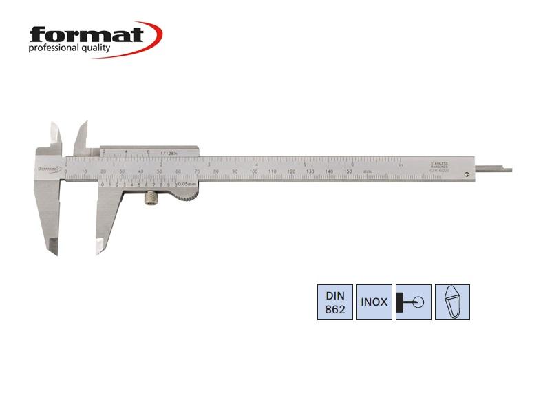Zakschuifmaat met parallaxvrije aflezing | DKMTools - DKM Tools