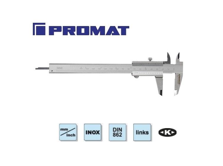 Schuifmaat linkshandig | DKMTools - DKM Tools