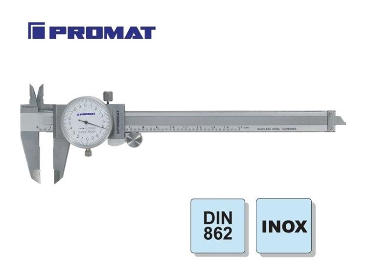 Klokschuifmaat DIN 862 | DKMTools - DKM Tools