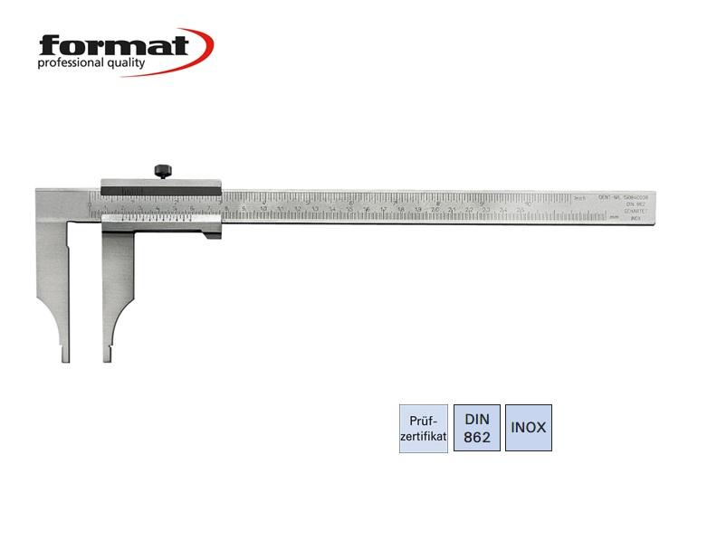 FORMAT Werkplaatsschuifmaat zonder punten | DKMTools - DKM Tools