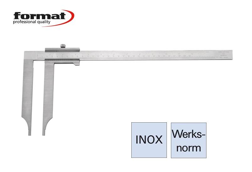 Werkplaatsschuifmaat met lange meetbekken | DKMTools - DKM Tools