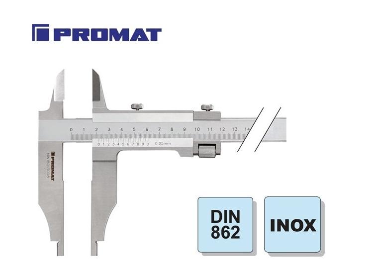 Werkplaatsschuifmaat DIN 862 | DKMTools - DKM Tools