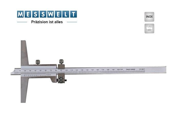 FORMAT Diepteschuifmaat 005 | DKMTools - DKM Tools