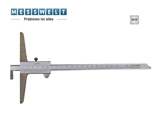 FORMAT Diepteschuifmaat 002 | DKMTools - DKM Tools