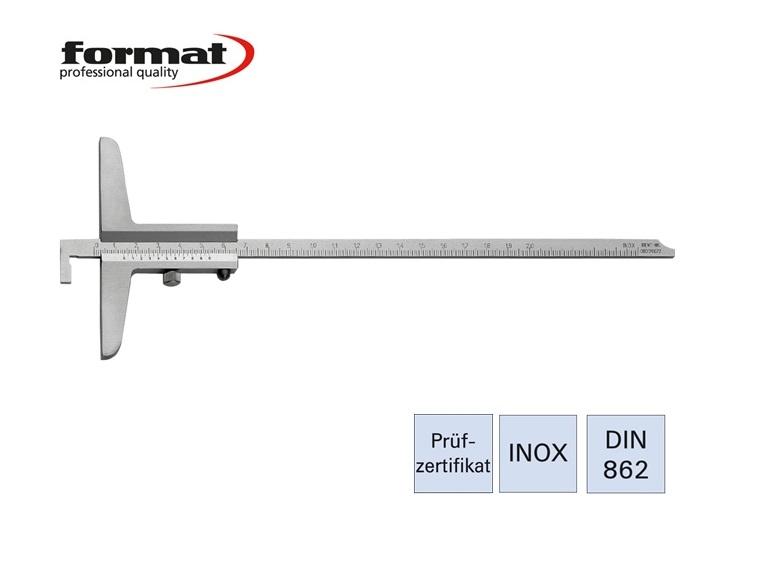 FORMAT Diepteschuifmaat met winkelhaak 002 | DKMTools - DKM Tools