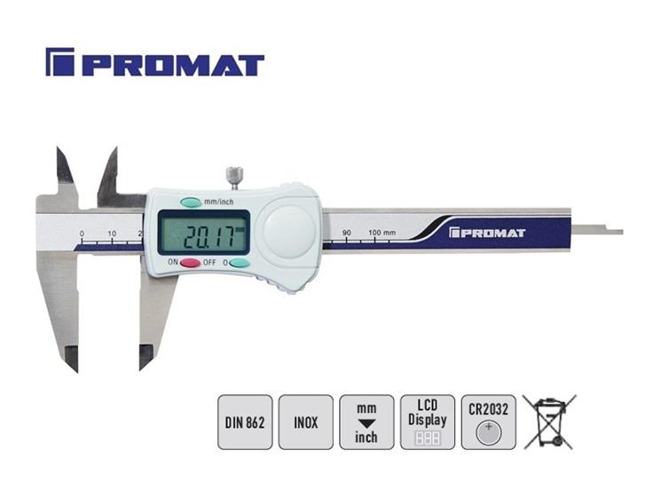 Digitale Schuifmaat Promat | DKMTools - DKM Tools