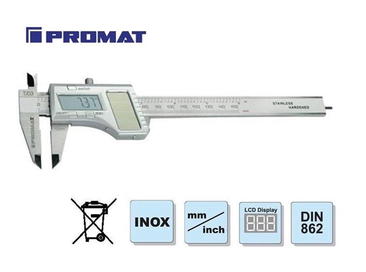 Digitale Solar Schuifmaat | DKMTools - DKM Tools