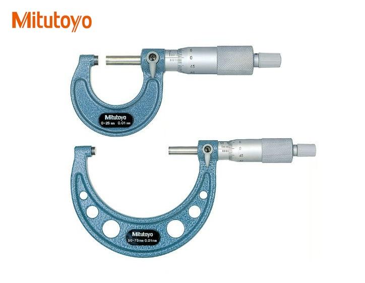 Mitutoyo Buitenschroefmaat serie 103   DKMTools - DKM Tools