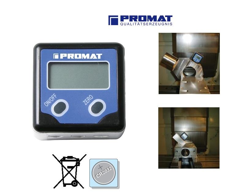Digitale hoeksensor 180 graden | DKMTools - DKM Tools
