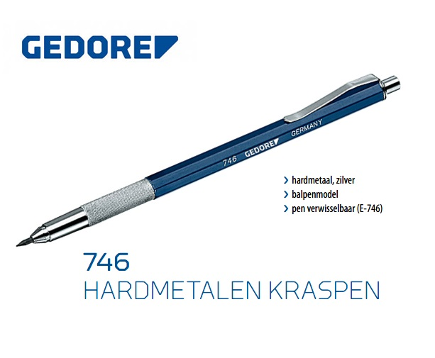 Gedore 746 Kraspen   DKMTools - DKM Tools