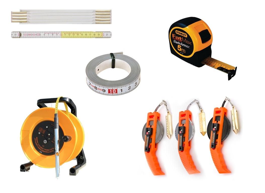 Rolmaten en duimstokken | DKMTools - DKM Tools