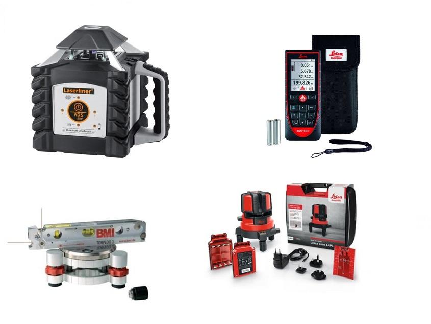 lasertechniek en Afstandmeters | DKMTools - DKM Tools