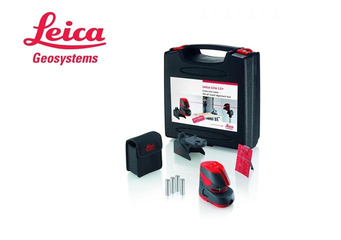 Leica Lino L2G kruislijn- en puntlaser   DKMTools - DKM Tools