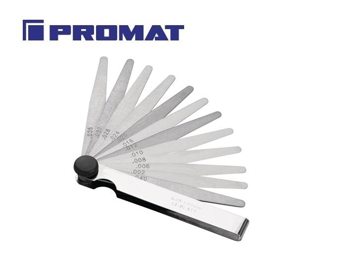 Voelermaten 100 mm blad | DKMTools - DKM Tools