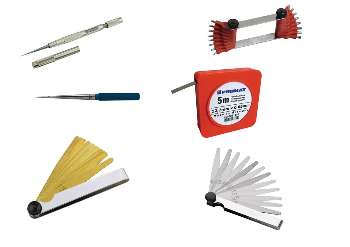 Voelerbanden Latoenkoper Uitvulplaten | DKMTools - DKM Tools