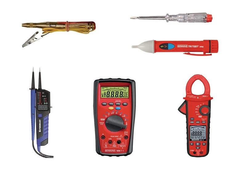 Spanningzoeker-Spanningstester | DKMTools - DKM Tools
