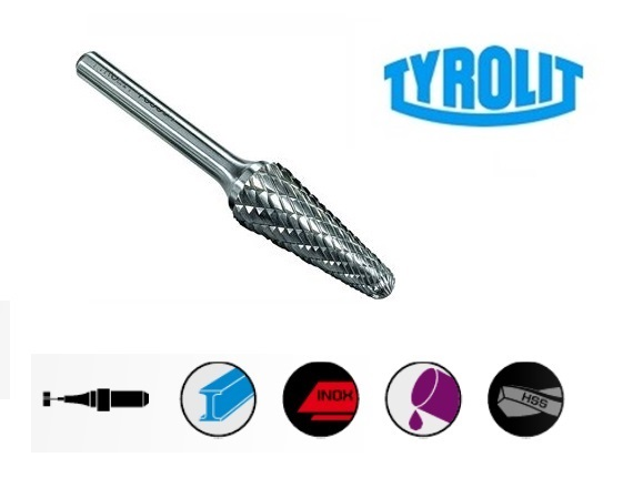 Ronde Kegel frezen 52KEL Tyrolit | DKMTools - DKM Tools