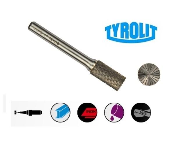 Cilinder met kopvertanding 52ZYAS Tyrolit | DKMTools - DKM Tools