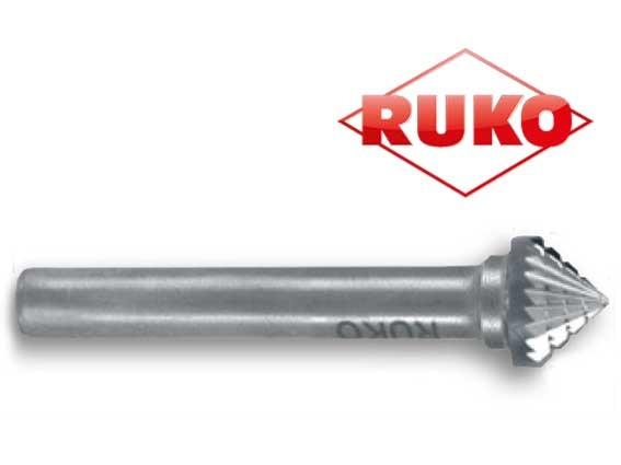 Freesstiften. vorm K kegel 90° TC CT 4   DKMTools - DKM Tools