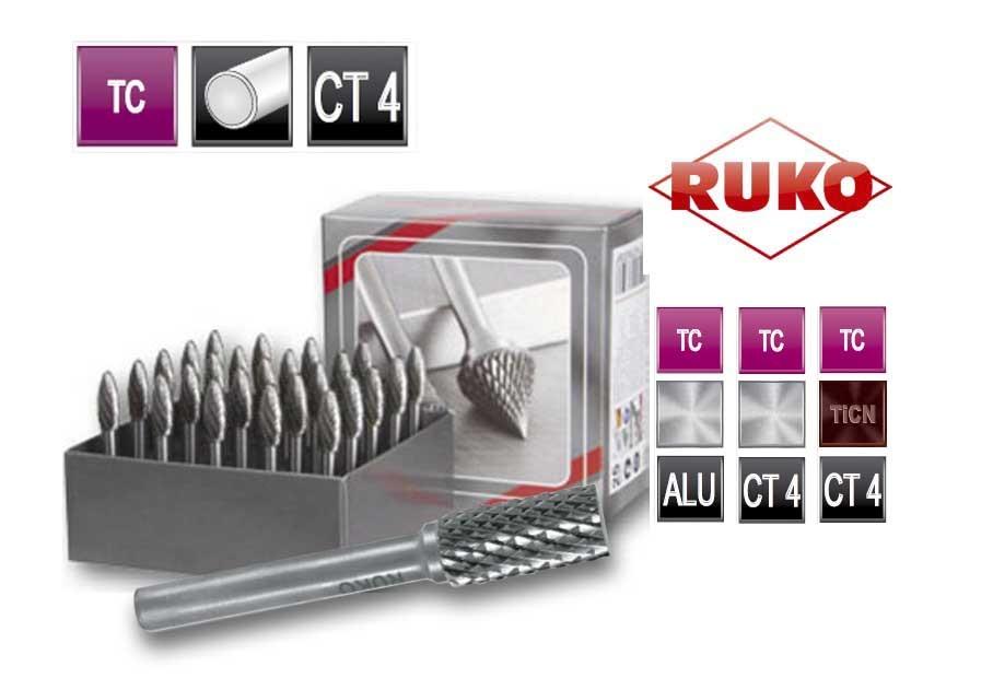 Freesstiftenset. vorm A TC CT 4   DKMTools - DKM Tools