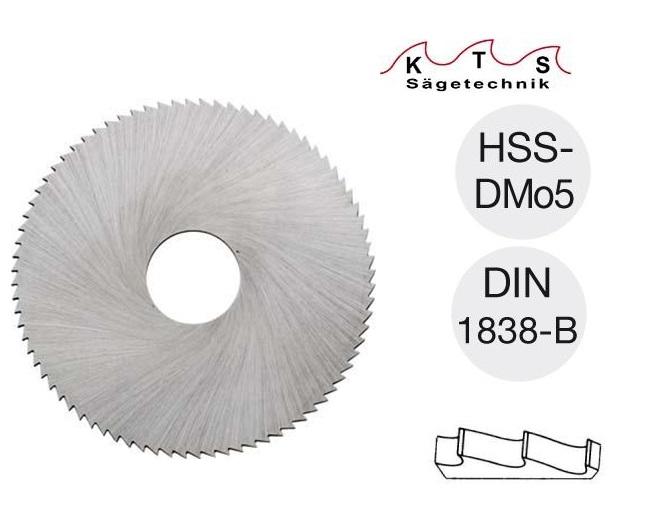 Metaalcirkelzaagblad DIN1838B HSS-DMO 5 | DKMTools - DKM Tools