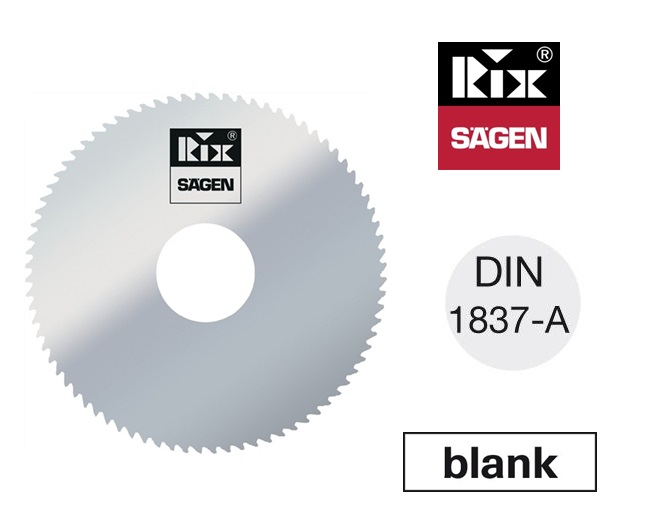 Metaalcirkelzaagblad DIN1837A Rix | DKMTools - DKM Tools