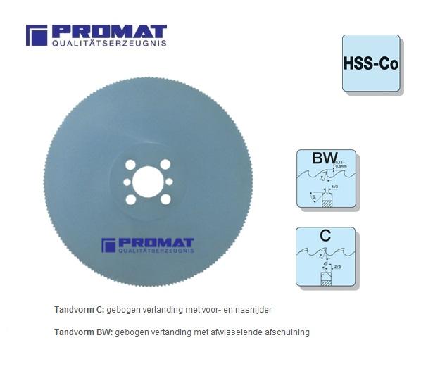 Metaalcirkelzaagblad HSS-co 32 mm | DKMTools - DKM Tools