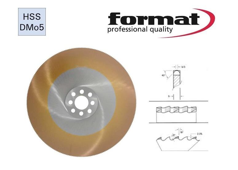 FORMAT Metaalcirkelzaagblad ECO HSS | DKMTools - DKM Tools
