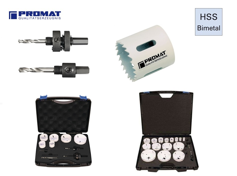 Gatzaag HSS bimetaal Promat | DKMTools - DKM Tools