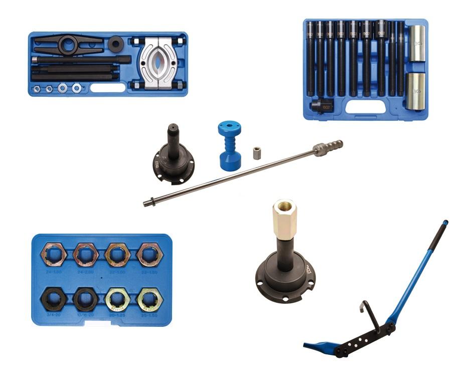 Aandrijfas - wielnaaf | DKMTools - DKM Tools