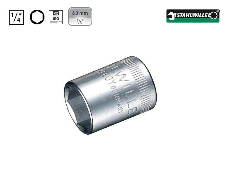 Dopsleutels 6.3mm 6 kant Stahlwille | DKMTools - DKM Tools