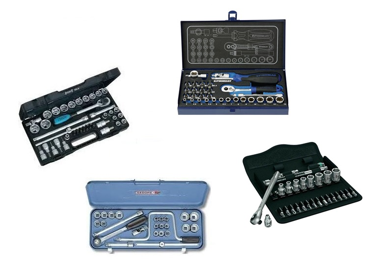 Dopsleutelsets | DKMTools - DKM Tools