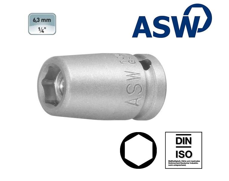 ASW Krachtdop 6,3 magneet | DKMTools - DKM Tools