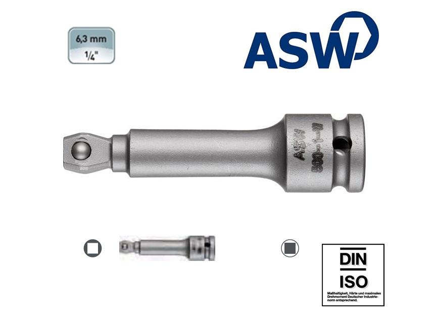 ASW Cardan-verlengstuk 6,3 | DKMTools - DKM Tools