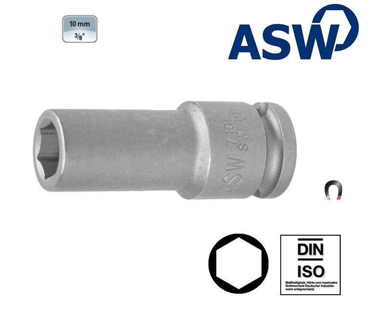 ASW Krachtdop 10.0 mm veermagneet lang | DKMTools - DKM Tools