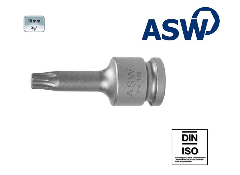 ASW kracht-dopsleutel 10.0 mm Torx | DKMTools - DKM Tools