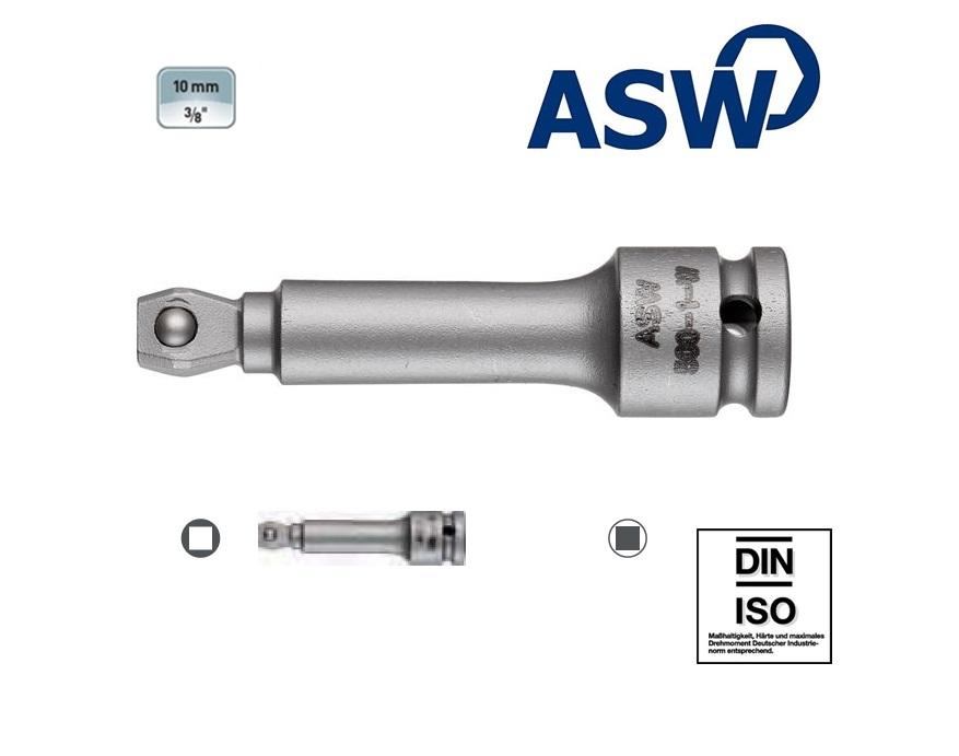 ASW Cardan-verlengstuk 10.0 mm | DKMTools - DKM Tools