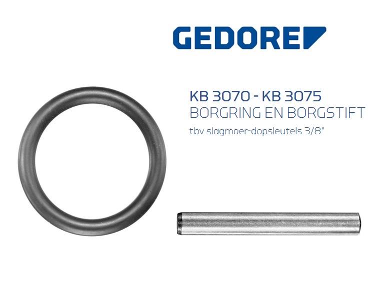 Gedore Rubberring-Borgpen 10.0 mm | DKMTools - DKM Tools