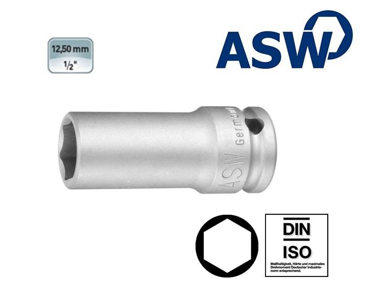 ASW Krachtdopsleutel 12.5mm lang | DKMTools - DKM Tools