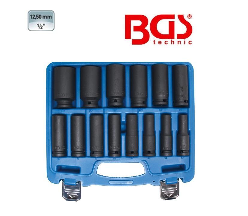 BGS krachtdoppenset 14 delig | DKMTools - DKM Tools