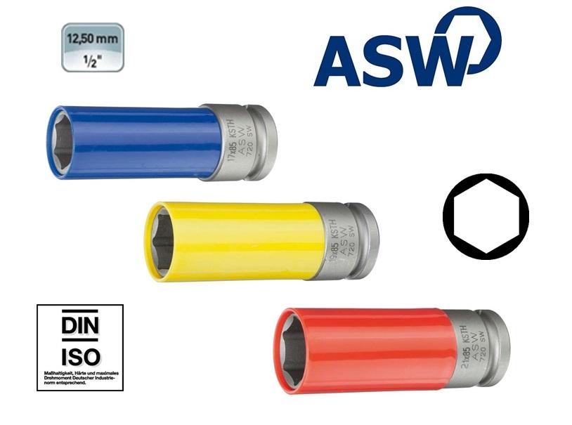 ASW Kracht Dopsleutel 12,5 mm | DKMTools - DKM Tools