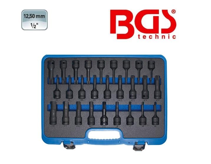Kracht bitset inbus torx veeltand 26 delig | DKMTools - DKM Tools